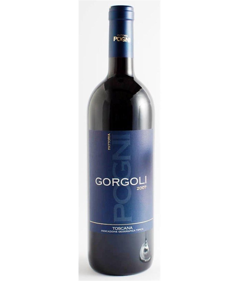 Supertoskan GORGOLI IGT Toscana 2011 Fattoria Pogni