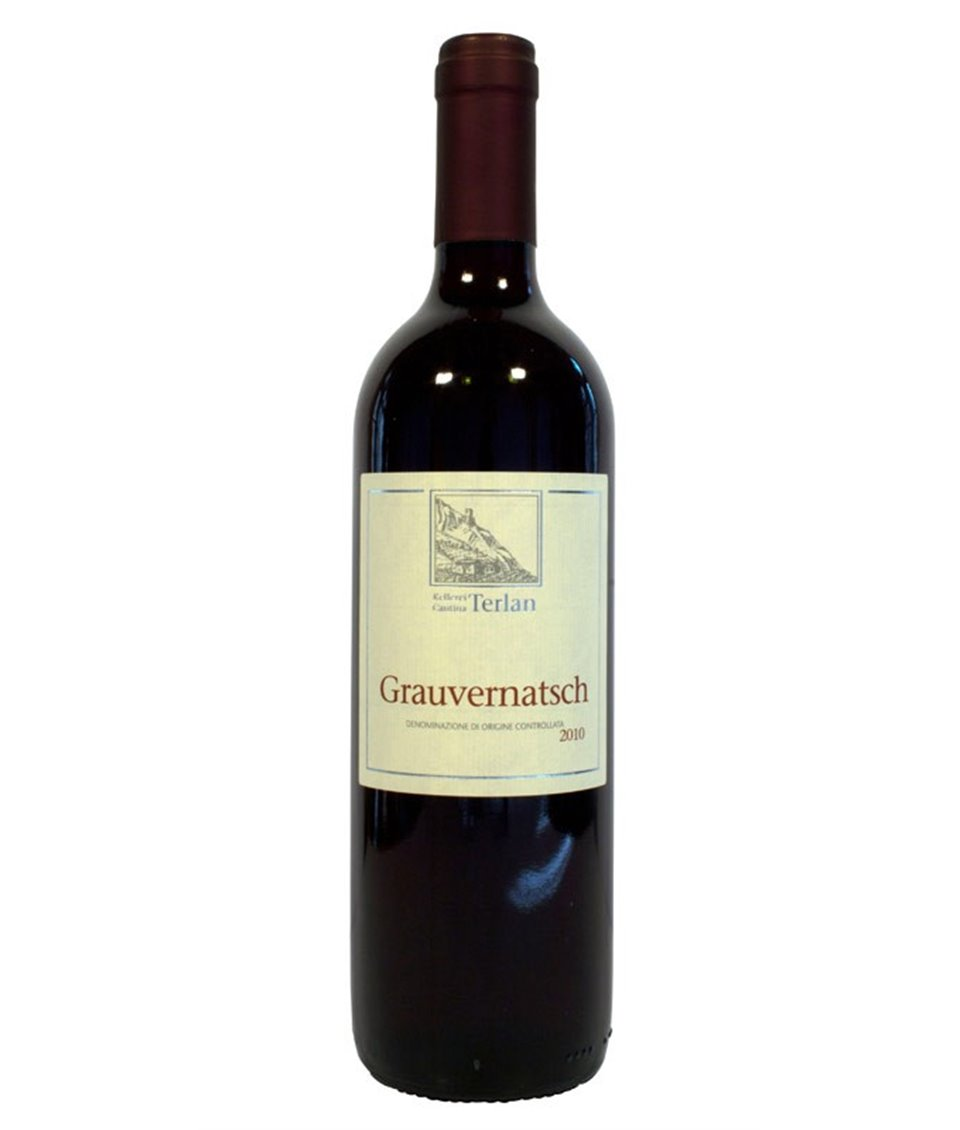 Schiava Grigia GRAUVERNATSCH Alto Adige DOC 2014 Terlan