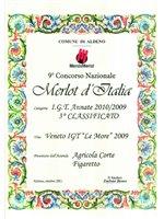 Merlot Veneto IGT Le More 2015 Corte Figaretto