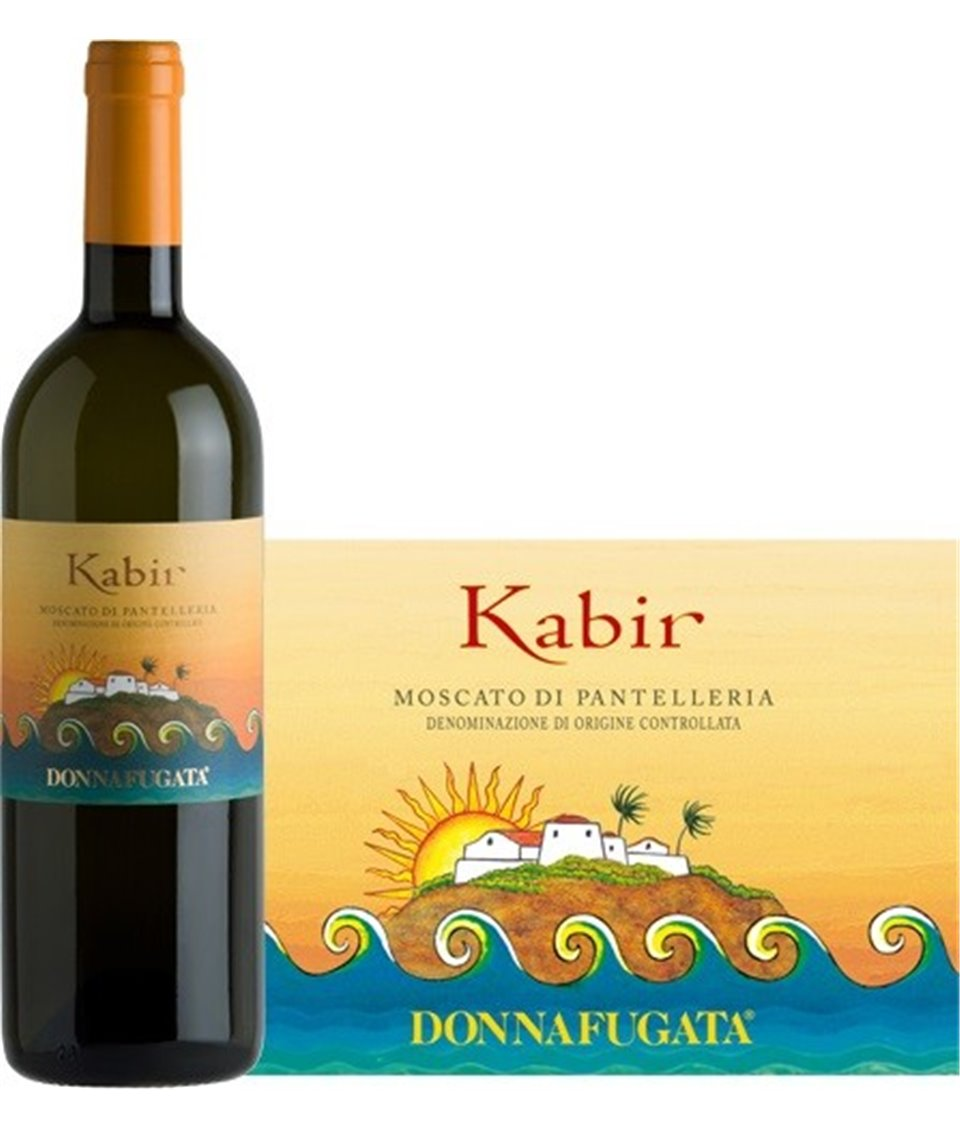KABIR Moscato di Pantelleria DOC DonnaFugata 375ml