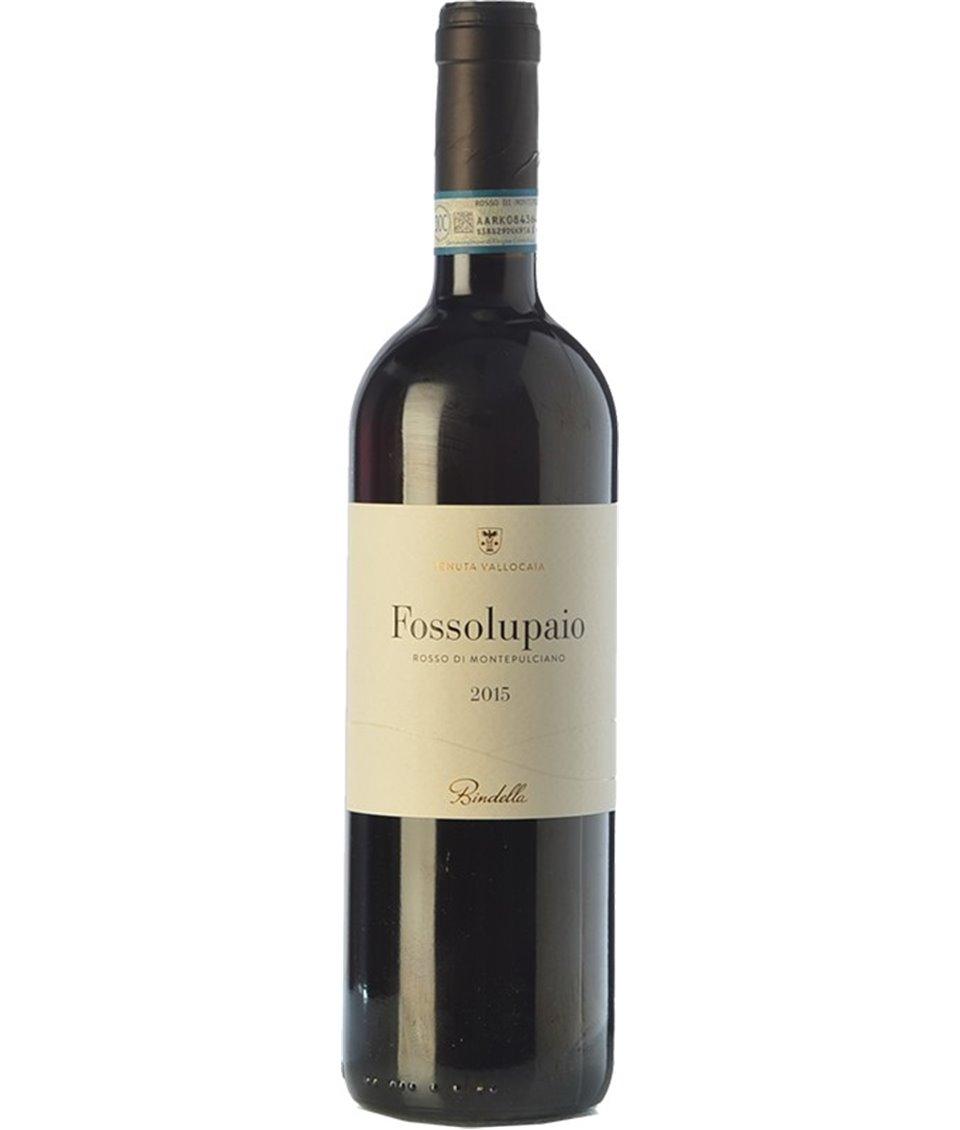 Rosso di Montepulciano FOSSOLUPAIO DOC 2015 Bindella