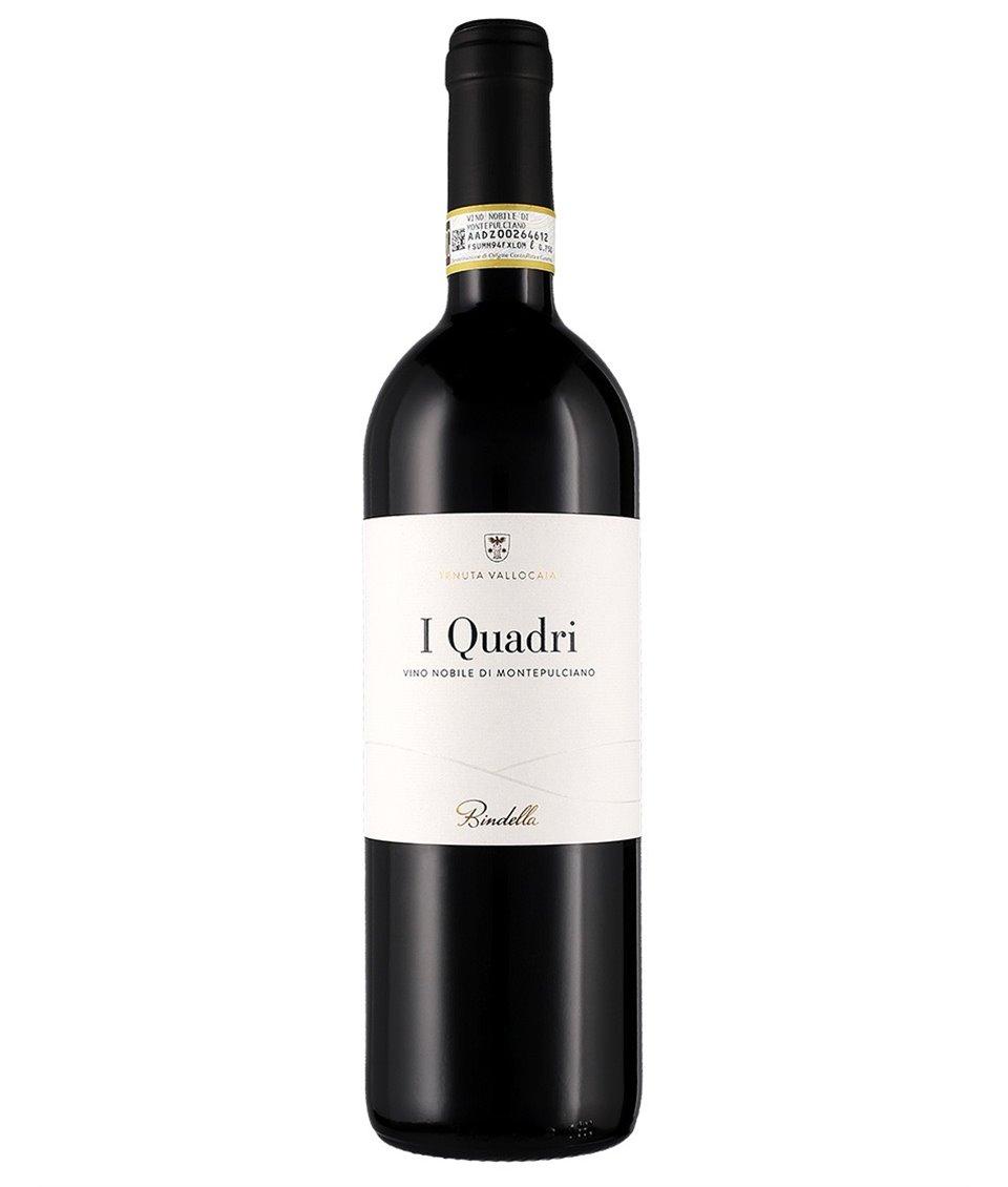Vino Nobile di Montepulciano I QUADRI DOCG 2015 Bindella