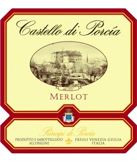 Merlot DOC 2010 Principi di Porcia