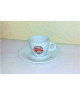 Filiżanka do espresso z logo Bravi Caffè 1 sztuka