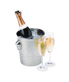 Pojemnik na szampana - stal