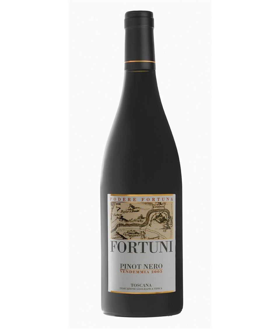 Pinot Nero FORTUNI IGT Toscana 2009 Podere Fortuna