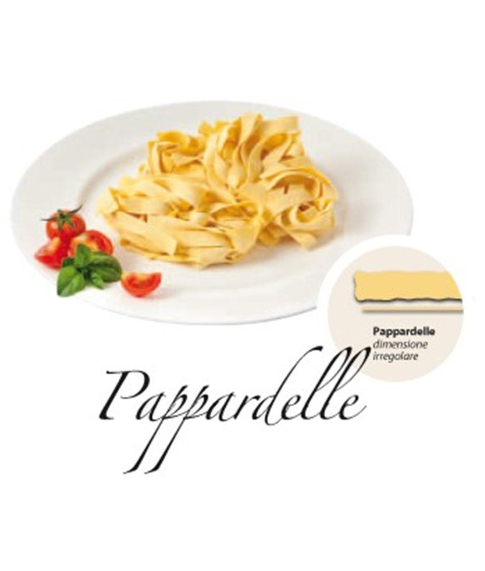 Makaron jajeczny Pappardelle 12 mm - opakowanie 250g