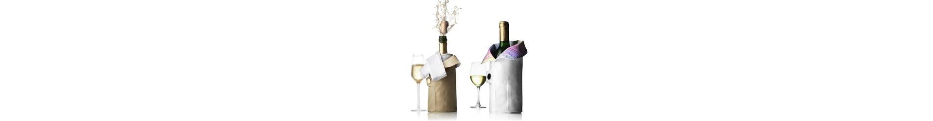 Pojemniki do schładzania win